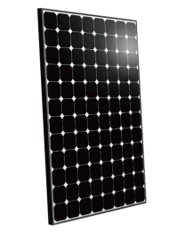 BenQ SunForte PM096B00 - 330 Wp Solar panel